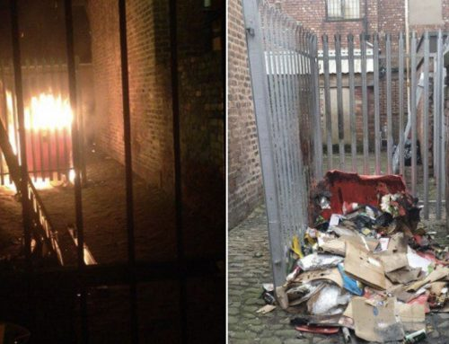 Merseyside residents urged to take care with wheelie bins over Bonfire period