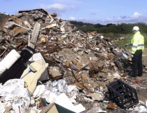 Independent review calls for action to tackle serious and organised waste crime