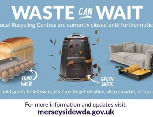 """WASTE CAN WAIT"" New campaign provides advice on how to manage your household waste during movement restrictions"