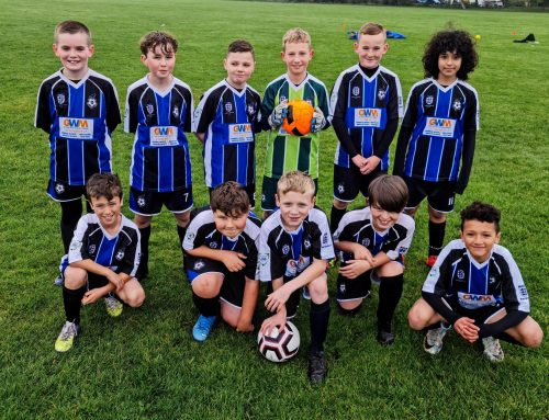 Gilston Waste Management Sports Fund, Supporting Southport Trinity Junior Football Club